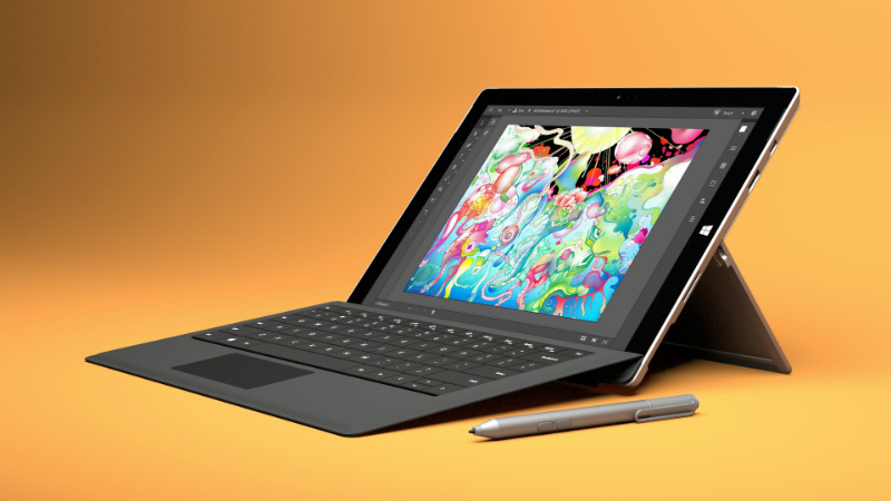 Microsoft Surface Pro with 1TB configuration launched