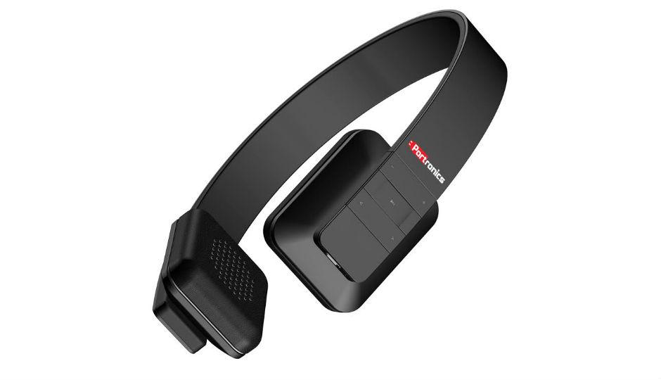 Portronics Muffs XT Bluetooth headphones