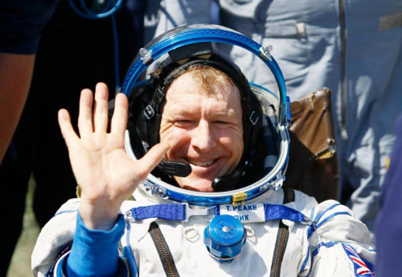 Tim Peake British astronaut