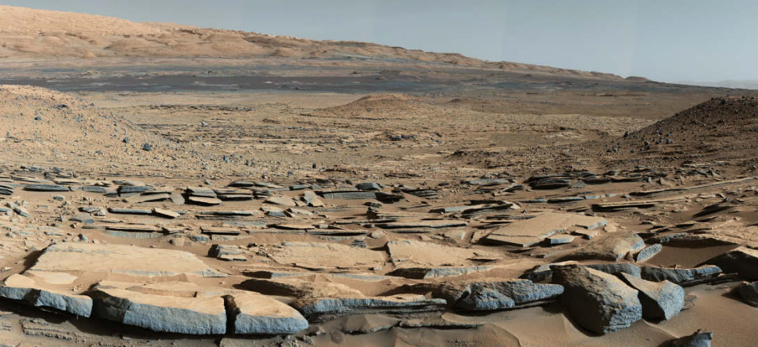 NASA: Mars had Oxygen and water in the past, it was more Earth-like!