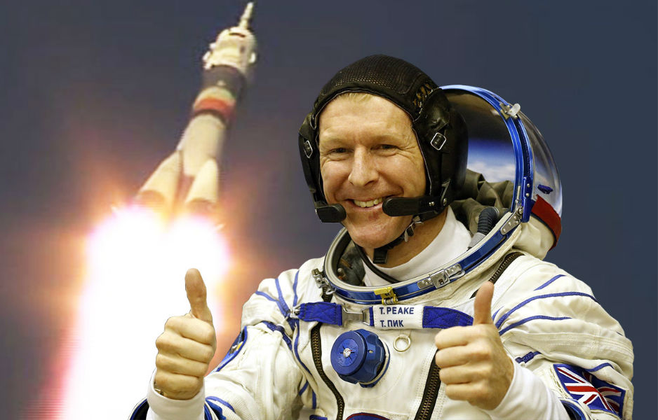 Astronaut Tim Peake reach Earth after spending six months on ISS