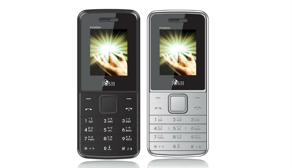Josh Power Plus feature phone