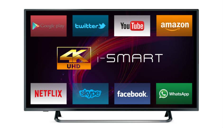 Noble Skiodo 4K UHD LED smart TV