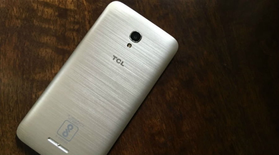 TCL 560 with Iris scanner support
