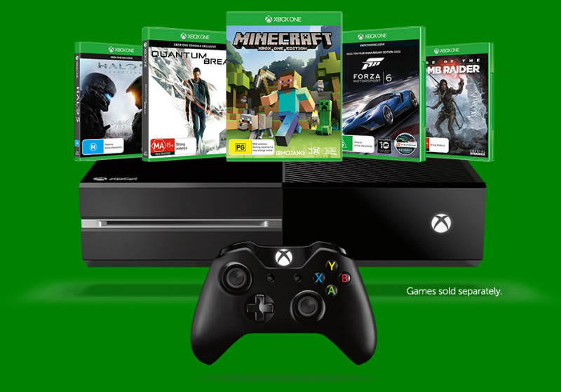 Xbox games sale starts from July 5