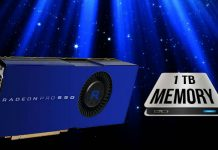 AMD wrapped off new Radeon Pro SSG mated with 1TB storage facility