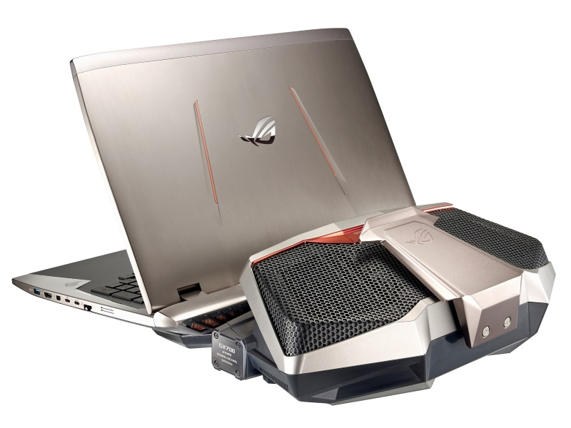 Asus, Asus ROG GX700, Asus ROG GX700 Specifications, Asus ROG Strix GL502, Gaming Laptops, PC, Republic of Gamers
