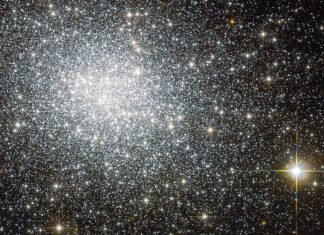 Galaxy,Hubble Telescope, Cluster