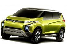 Automobile, X Concept MPV, Honda BR-V, Mitsubishi Motors