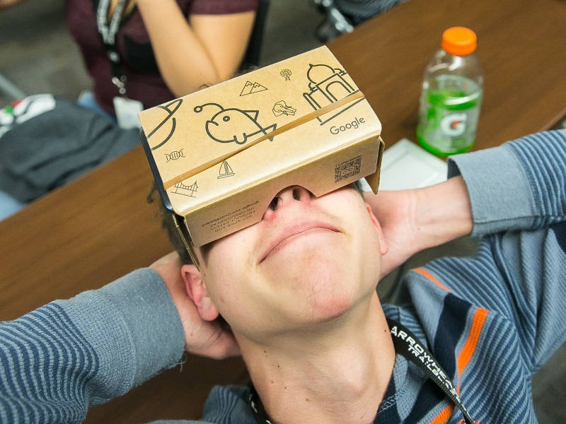 Augmented Reality, Daydream, Google, VR, Wearables