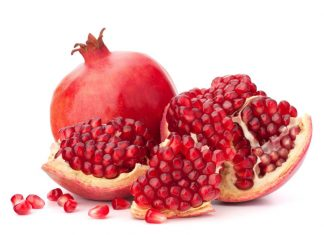 Pomegranates can make you look few years younger!