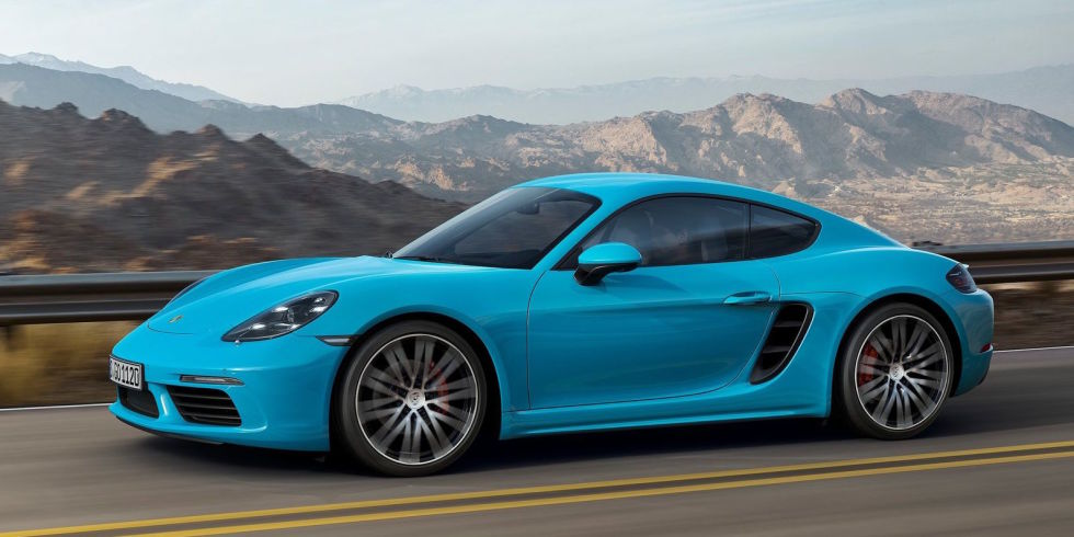 Porsche 718 Boxster, 718 Cayman to be launched this year in India
