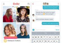 tinder social app