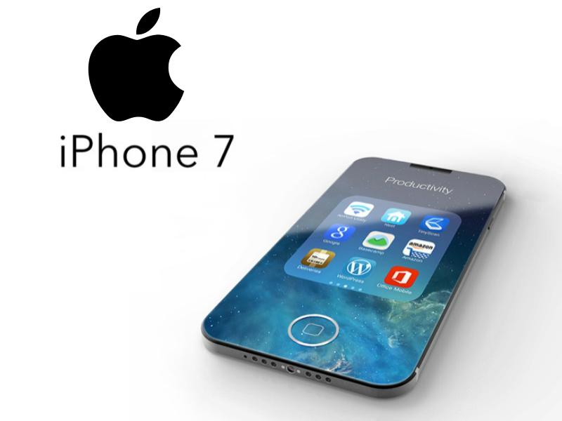 Apple iPhone 7 Representational Image