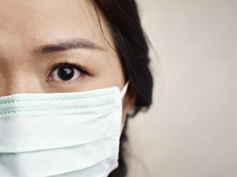 Cloth Pollution Mask