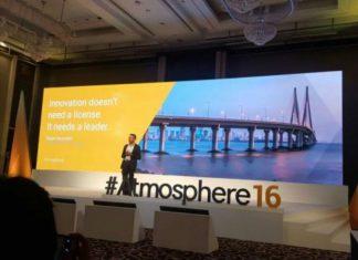 Google Atmosphere 2016 Mumbai