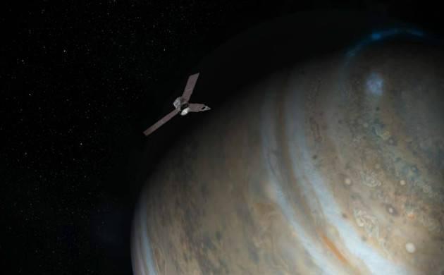 JUNO, Jupiter, NASA, Orbit, planet, probe, solar system, space, spacecraft