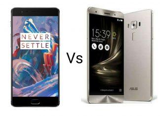 OnePlus 3 Vs Zenfone 3 Deluxe