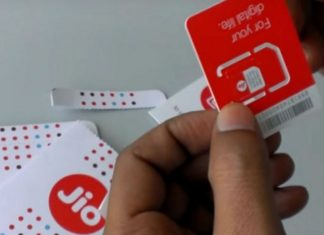 Reliance Jio SIM