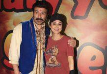 Sunny Deol and Preity ZInta