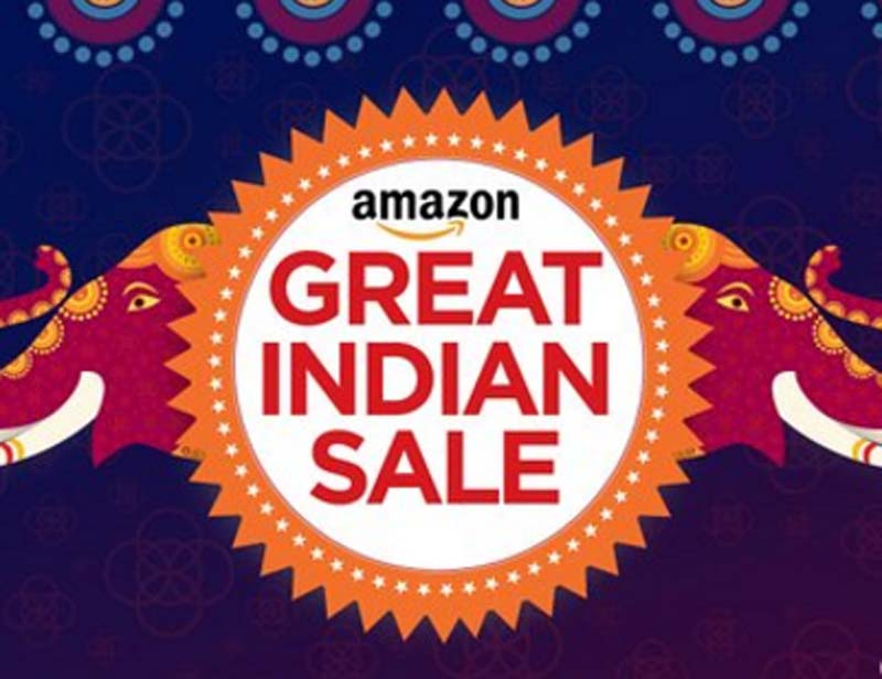 Amazon Great India Sale will commence from 8th August
