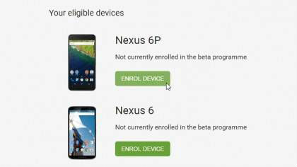 eligible devices