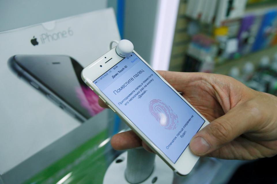 iphone 6 frozen touchscreen defect