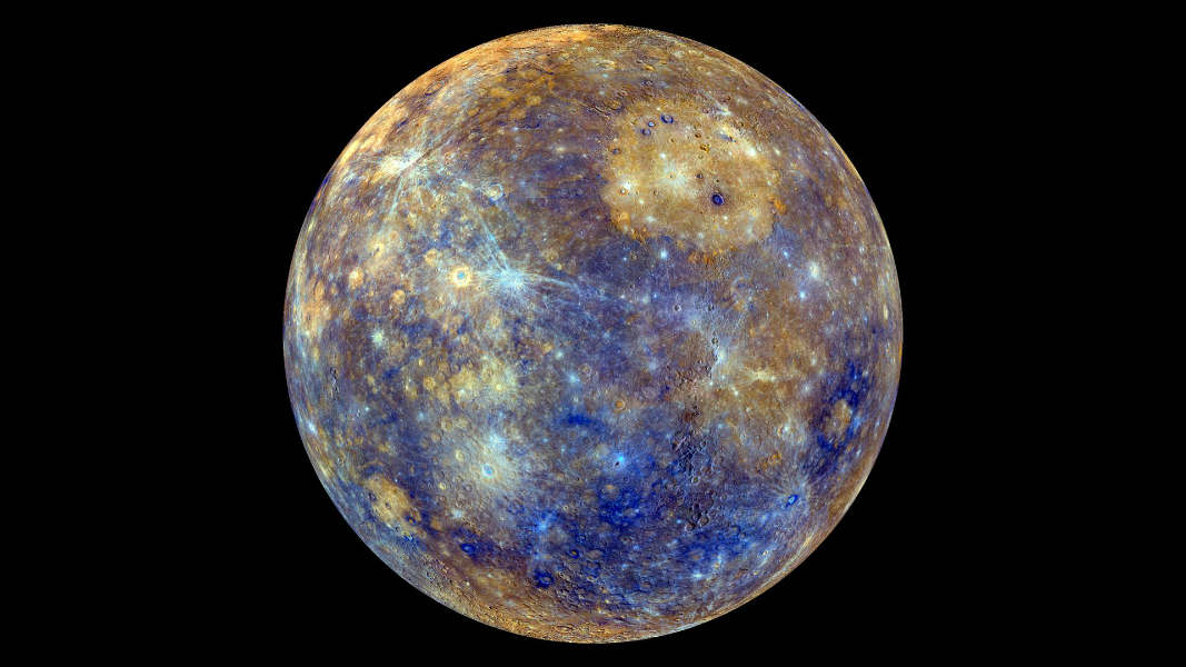 Most of the Volcanic eruptions on the Mercury occurred 3.5 billion years ago, study