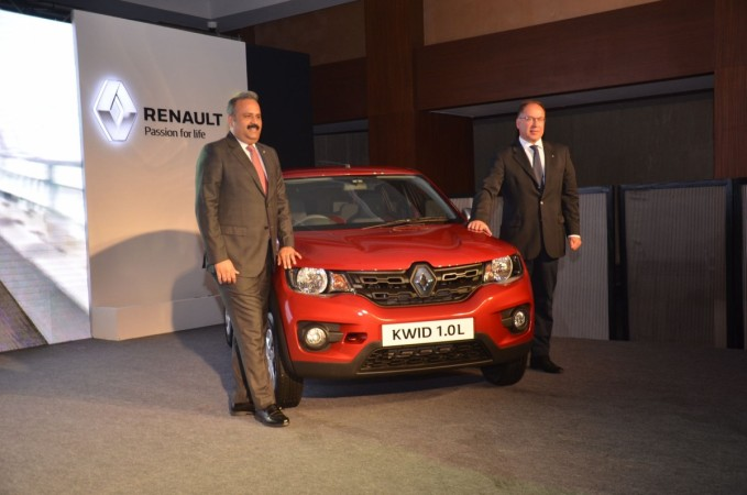 renault kwid 1-0 litre launched