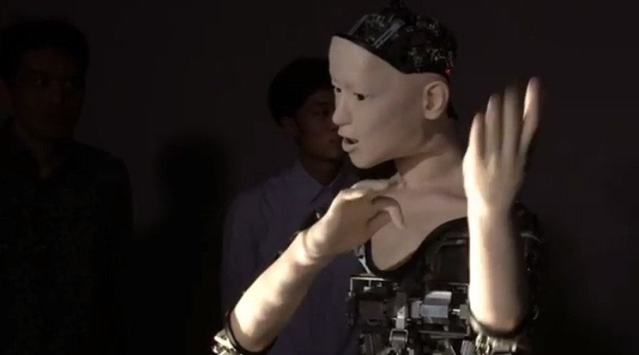 What an expression? Humans fail in front of this one-of-a-kind Japanese robot