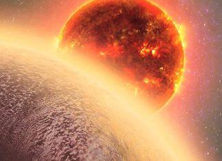 venus-like planet