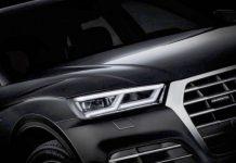 Audi releases teaser of 2017 Audi Q5