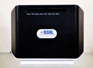 BSNL Router