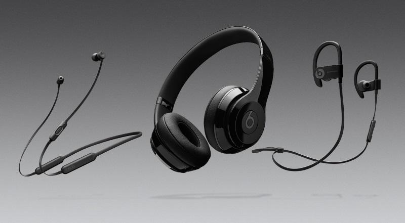 Apple, iPhone 7, Beats, Wireless, Headphones, Audio, Beats Solo3, Beats Powerbeats 3, BeatsX