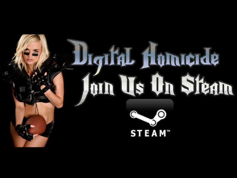 Digital Homicide sues 100 Steam users, Valve removes all its games