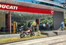 Ducati initiated its first dealership wing in Ahmadabad: Fifth in India
