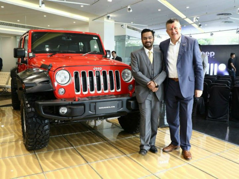 Jeep inaugurates its first outlet in Ahmadabad: 9 more to unwrap