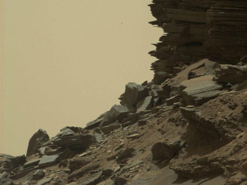 NASA Mars Rover image