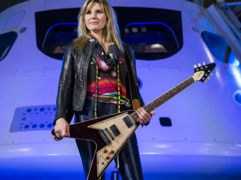NASA releases music video ft. Grace Potter