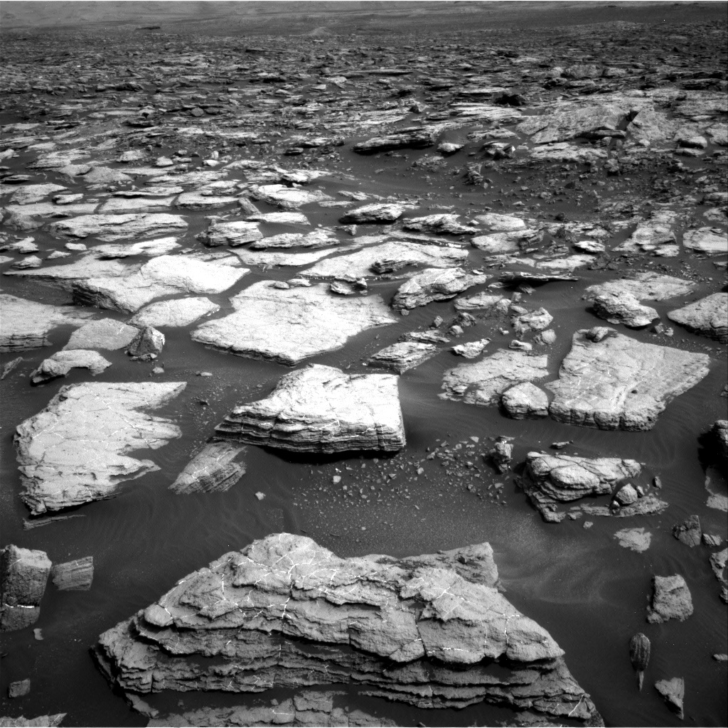 NASA mArs Image
