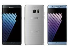 Samsung Galaxy Note 7 Press Photo
