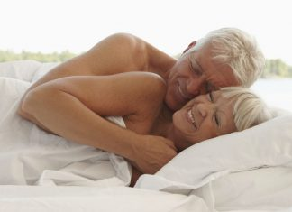 Sex is comparatively beneficial for older women than men