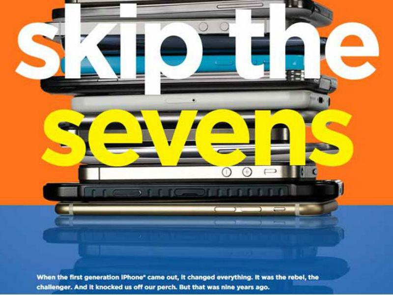 Skip the seven - Motorola