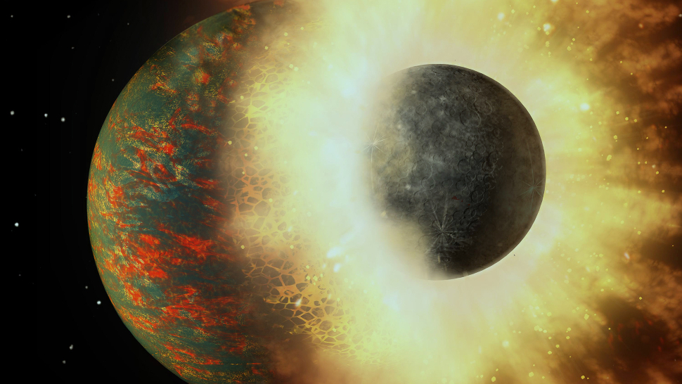 The origins of Carbon on Earth seems to be allied with a Mercury-like planet