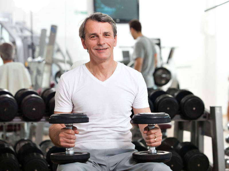 Workout in middle age is connected with better apprehension in later in life: Research