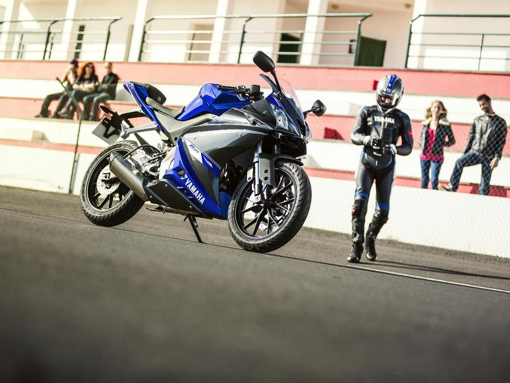 Yamaha to take a giant leap for YZF-R15 Version 3.0 regarding the performance and safety