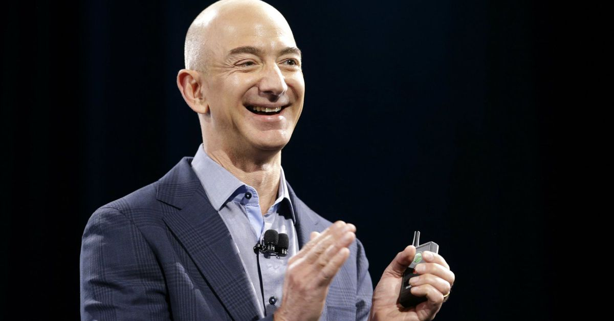 Bezos reported Blue Origin to introduce powerful orbital-class launcher