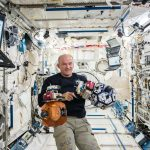 Gods creative work strengthened faith to live record number of days in space: Jeff Williams