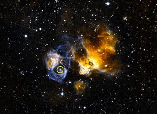 NASA's Fermi Finds Record-breaking Binary in Galaxy Next Door