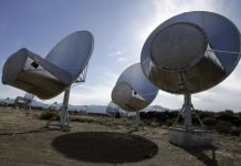 Alien signals emanated from terrestrial source; Russian military satellite